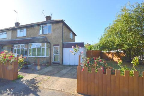 2 bedroom end of terrace house for sale - Peartree Road, Putteridge, Luton, Bedfordshire, LU2 8BA