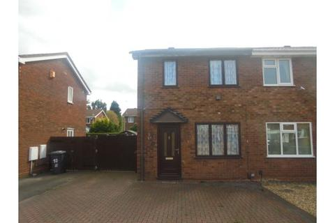 2 bedroom semi-detached house to rent - Charlecote Rise, Willenhall