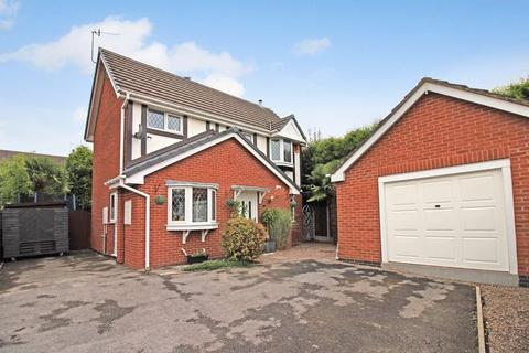 3 bedroom detached house for sale - Wentworth Drive, Kidsgrove, Stoke-On-Trent