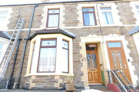 3 bedroom terraced house for sale - Van Road, Caerphilly