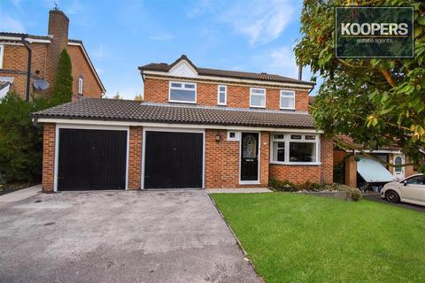 4 bedroom detached house for sale - Dymond Grove, Grassmoor, Chesterfield