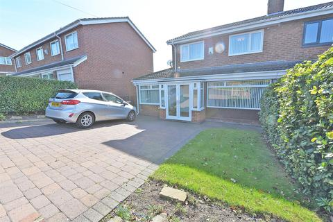 4 bedroom semi-detached house for sale - Newquay Gardens, Low Fell