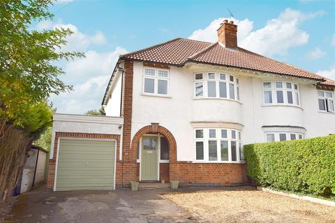 3 bedroom semi-detached house for sale - Cavendish Avenue, Allestree, Derby