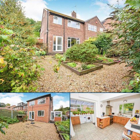 4 bedroom semi-detached house for sale - Melvyn Crescent, Porthill, Newcastle