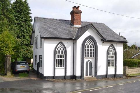 3 bedroom bungalow for sale - 1, Dolforgan Lodge, Kerry, Newtown, Powys, SY16