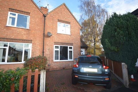2 bedroom semi-detached house to rent - Brierfield Avenue, Wilford