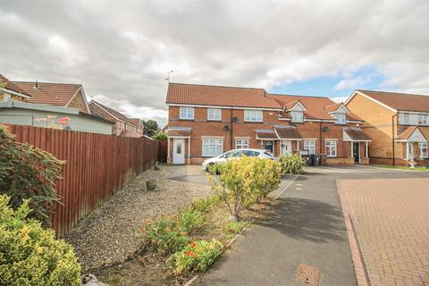 3 bedroom end of terrace house for sale - Haswell Gardens, North Shields