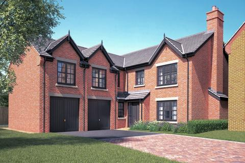 5 bedroom detached house for sale - Abbey Walk, Hartford, Northwich, CW8