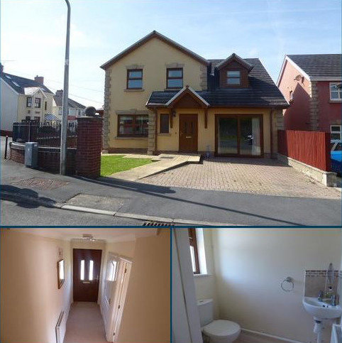 3 bedroom detached house to rent - Maes Abaty, Whitland