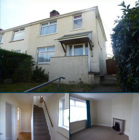 3 bedroom detached house to rent - 157 Glebelands Hakin Milford Haven Pembrokeshire