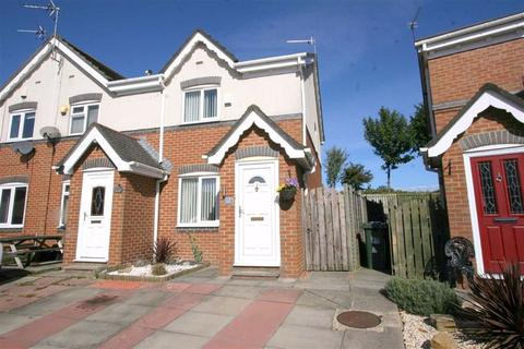2 bedroom end of terrace house for sale - Blucher Road, Royal Quays, Tyne & Wear, NE29