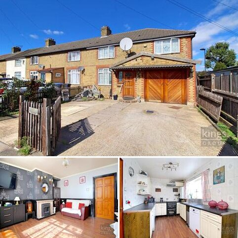 5 bedroom end of terrace house for sale - Thornaby Gardens, Edmonton, N18