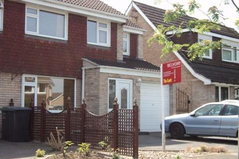 4 bedroom semi-detached house to rent - Wembley Gardens Bramcote