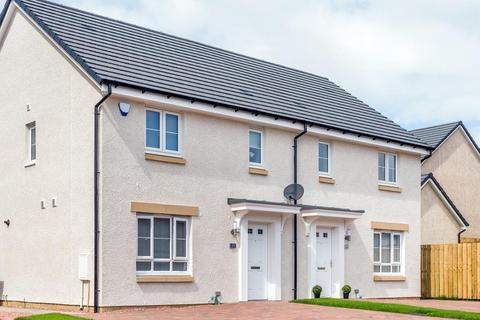 Barratt Homes - Braes of Yetts - Auchinleck Road, Glasgow, GLASGOW