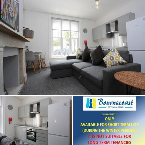 1 bedroom ground floor flat to rent - Upper Terrace Road, Bournemouth