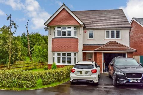 4 bedroom detached house for sale - Gerddi'r Afon, Brynmenyn, Bridgend. CF32 9LN
