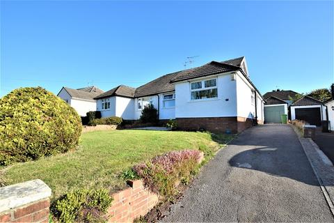 3 bedroom semi-detached bungalow for sale - Heol Isaf , Rhiwbina, Cardiff. CF14 6RJ