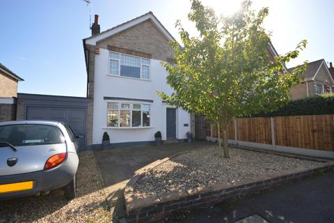 3 bedroom detached house for sale - Bidford Road, Leicester, LE3 3AE