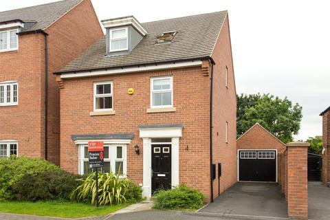 4 bedroom detached house for sale - Borrough View, Leeds, West Yorkshire, LS8