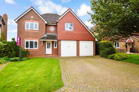 4 bedroom detached house for sale - Whitson Close, High Legh, Knutsford, Cheshire, WA16