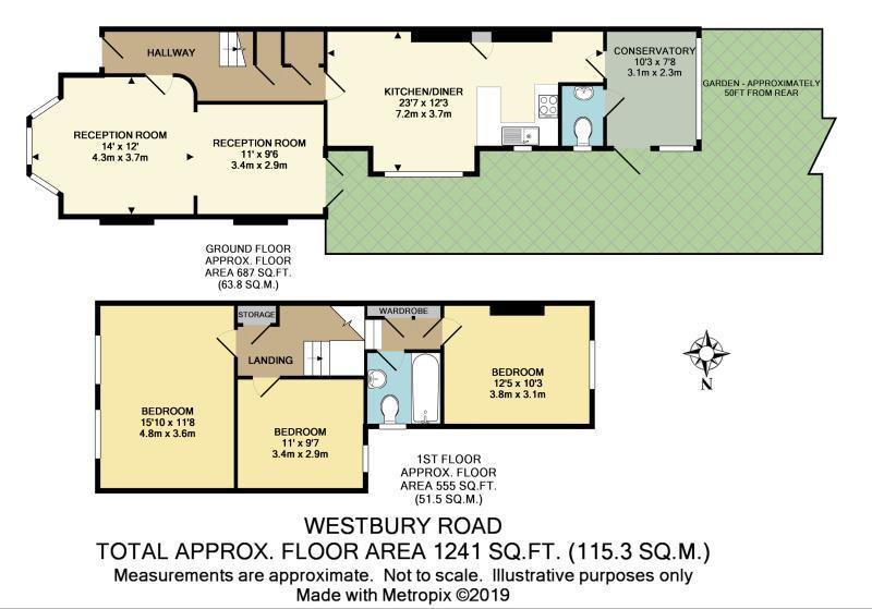 Floorplan: Westbury fp