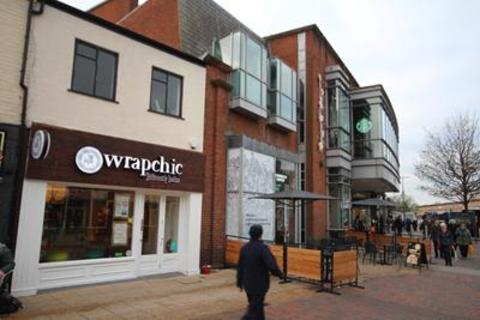 Shop to rent - 28 High Street, Solihull, West Midlands, B91 3TB