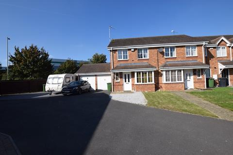 3 bedroom end of terrace house for sale - Stone Meadow, Coventry, West Midlands, CV7 - NO UPWARD CHAIN