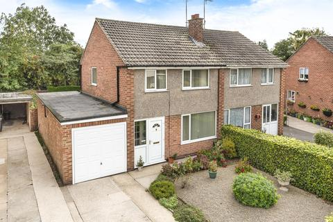 3 bedroom semi-detached house for sale - Glenfield Avenue, Wetherby, LS22 6RN