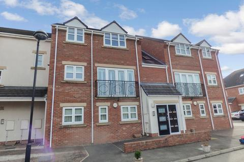 2 bedroom flat for sale - Melbeck Court, Great Lumley, Chester Le Street, Durham, DH3 4GW