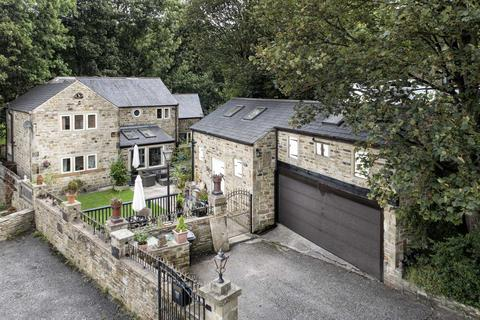 4 bedroom detached house for sale - The Old Pump House, 11 Turnshaw Road, Kirkburton, HD8 0RT