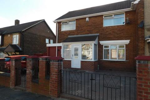 3 bedroom semi-detached house for sale - BRADMAN STREET, TOWN END FARM, SUNDERLAND NORTH
