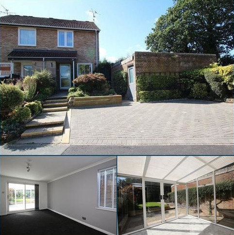 2 bedroom semi-detached house to rent - Drake Close, Horsham