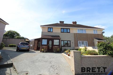 3 bedroom semi-detached house for sale - St Thomas Avenue, Haverfordwest, Pembrokeshire SA61 1LA
