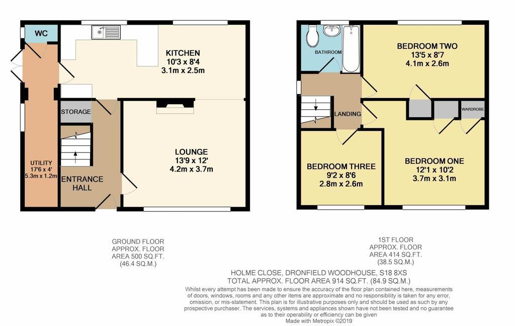 Floorplan: Holme Close Dronfield Woodhouse S188 XS print.JPG