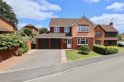 4 bedroom detached house to rent - Honeylands Way, Exeter EX4