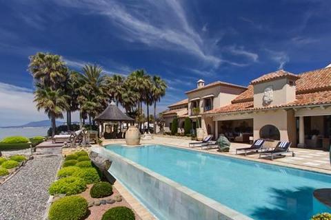 7 bedroom villa  - Los Monteros, Marbella East, Costa Del Sol