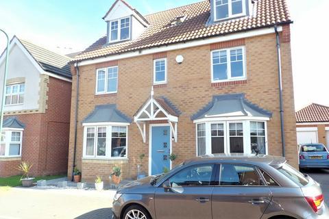 6 bedroom detached house for sale - Strathmore Gardens, Harton Grange, South Shields, Tyne and Wear, NE34 0LH