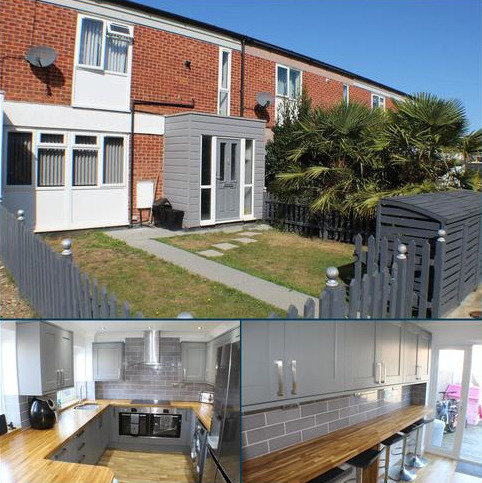 2 bedroom terraced house to rent - Lucerne Drive, Seasalter, Whitstable CT5
