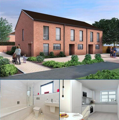 2 bedroom end of terrace house for sale - (5) Hall Grove, Welwyn Garden City, Hertfordshire