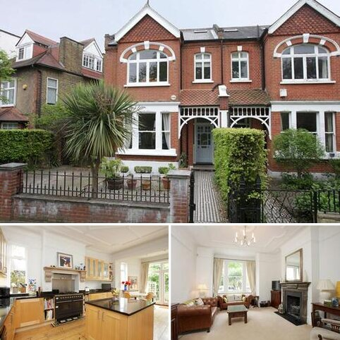 4 bedroom end of terrace house to rent - The Crescent, Barnes, London, SW13