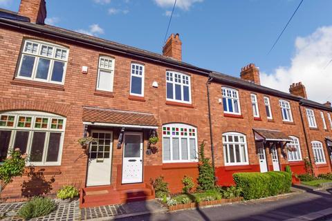 3 bedroom terraced house for sale - Weldon Road, Altrincham, Cheshire, WA14