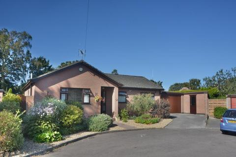 3 bedroom detached bungalow for sale - Evering Gardens, Parkstone, Poole, BH12 4JT