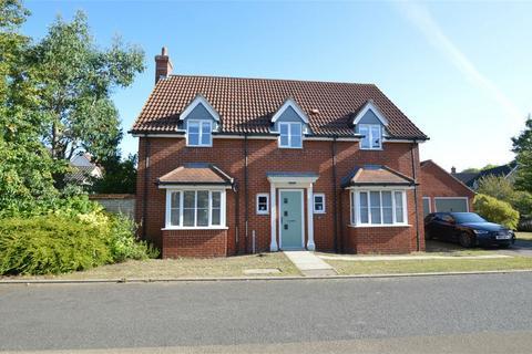4 bedroom detached house for sale - Wood Avens Way, Wymondham, Norwich, Norfolk