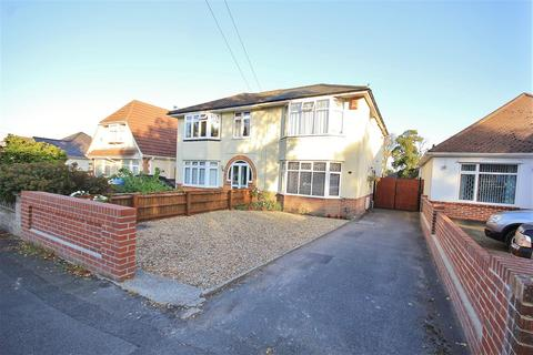 2 bedroom semi-detached house for sale - Manor Avenue, Poole