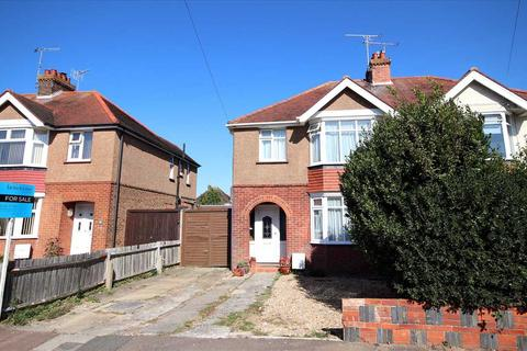 3 bedroom semi-detached house for sale - Broomfield Avenue, Worthing.