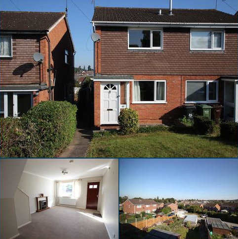 2 bedroom semi-detached house to rent - St Marks Close, Worcester