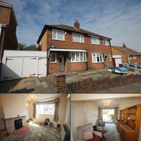 3 bedroom semi-detached house for sale - Homemead Avenue, Leicester