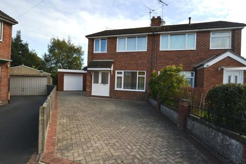 3 bedroom semi-detached house for sale - Ashwood Close, Market Drayton