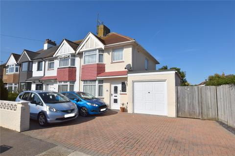3 bedroom end of terrace house for sale - Hillrise Avenue, Sompting, Lancing, West Sussex, BN15
