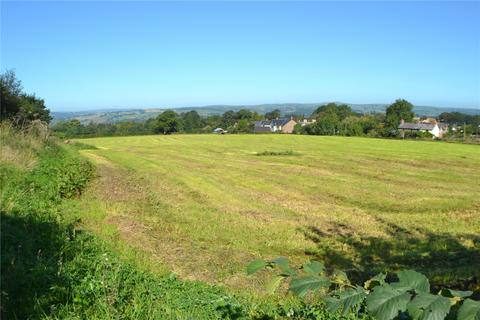 Land for sale - The Village Fields, Felindre, Brecon, Powys